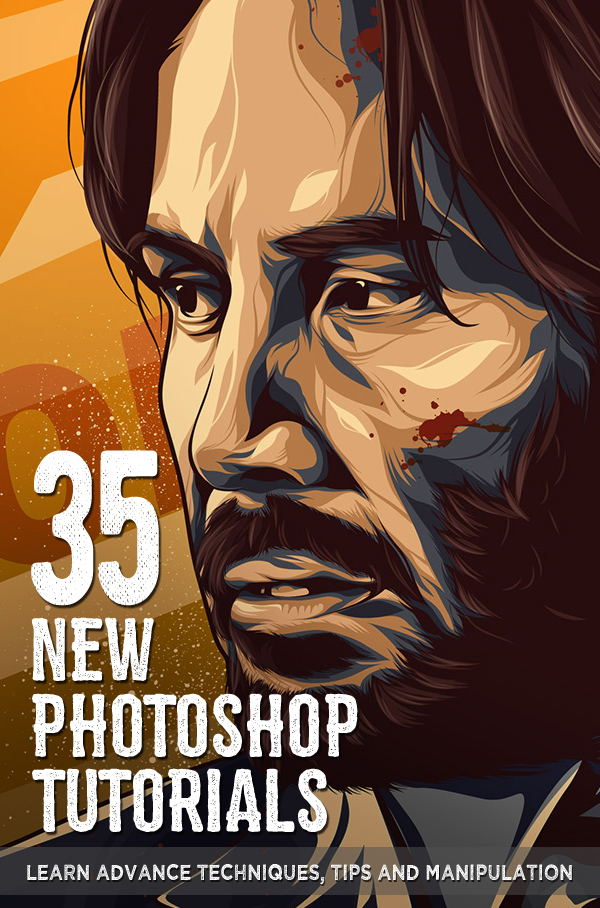 Photoshop Tutorials – 35 New Tutorials to Learn Advance Techniques Of Photo Manipulation