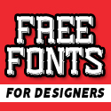 Post thumbnail of 25 Fresh Free Fonts Download