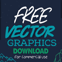 Post Thumbnail of 28 Free Vector Graphics Free Download for Commercial Use