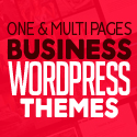 Post Thumbnail of 25 One Page & Multi Pages Business WordPress Themes