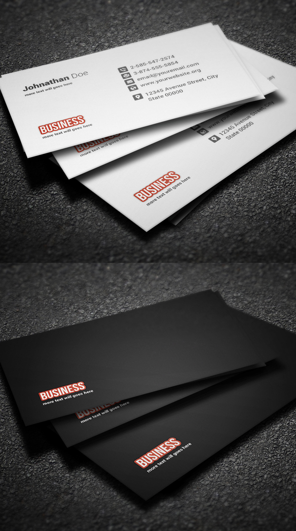 80 best of 2017 business card designs design graphic design 80 best of 2017 business card designs wajeb Image collections