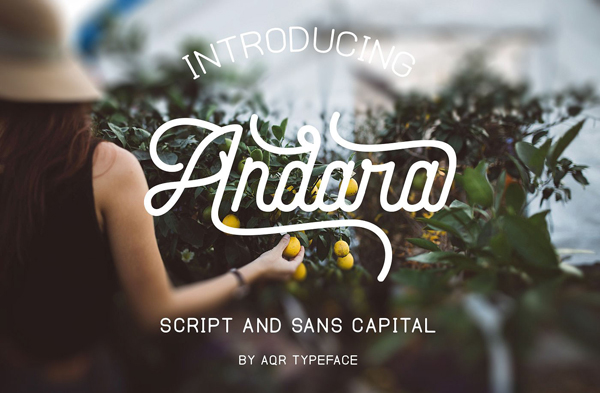 100 Greatest Free Fonts for 2018 - 15