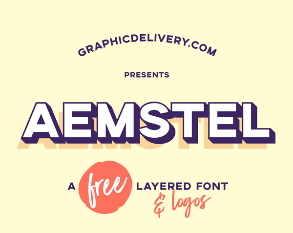 100 Greatest Free Fonts for 2018 - 22
