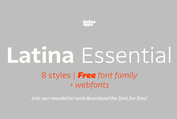 100 Greatest Free Fonts for 2018 | Fonts | Graphic Design