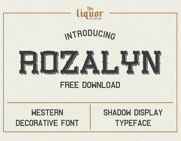 100 Greatest Free Fonts for 2018 | Fonts | Graphic Design Junction