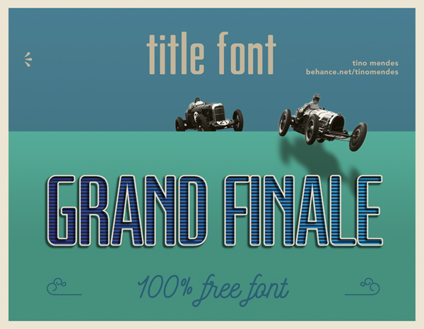 100 Greatest Free Fonts for 2018 - 89