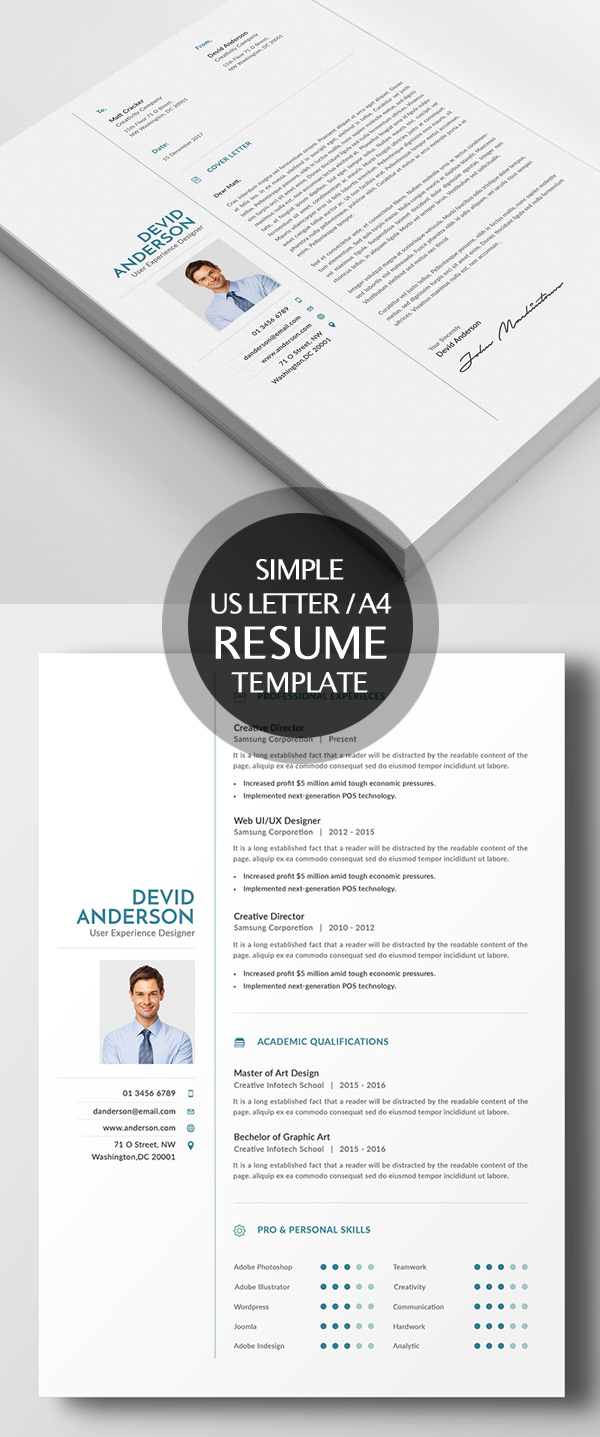 50 Best Resume Templates For 2018 - 19
