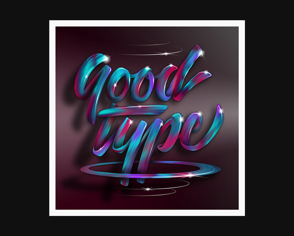 Remarkable Lettering and Typography Designs Of 2018 for Inspiration - 4