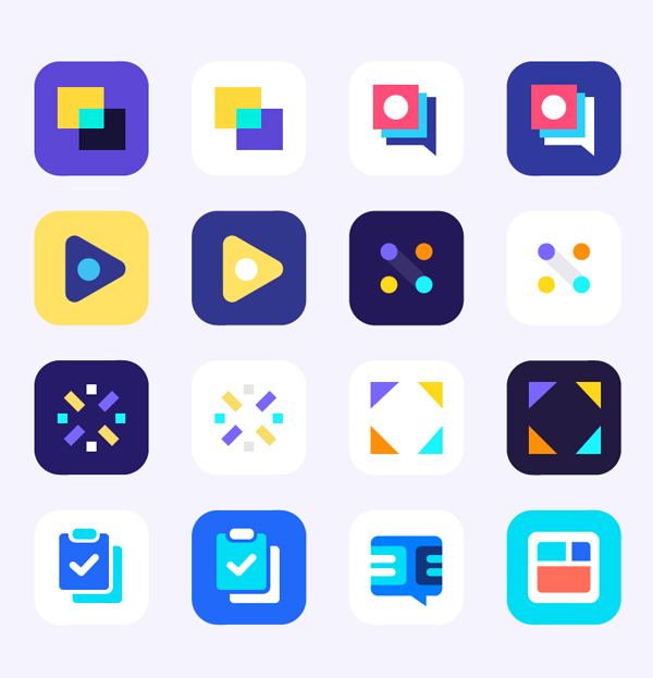 App Icon UI Design