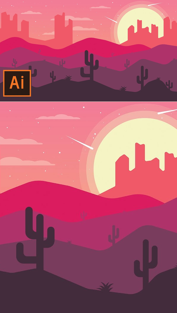 50 Best Illustrator Tutorials Of 2018 - 25