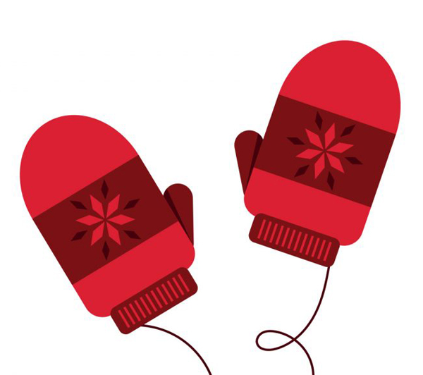 Create a Pair of Cute Winter Mittens in Illustrator