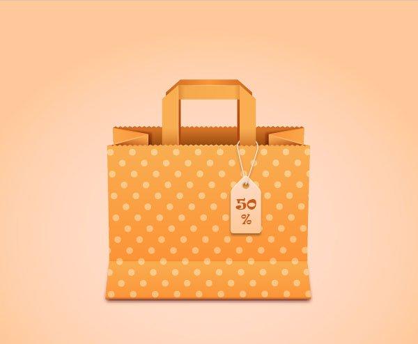 Create a Shopping Paper Bag Tutorial in Adobe Illustrator