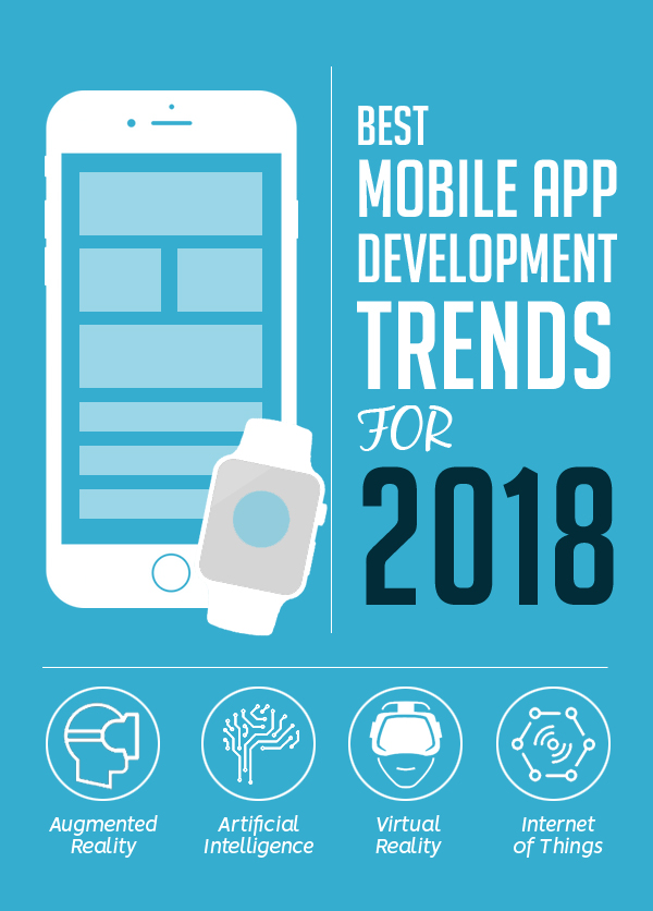 Mobile App Development Trends That Are Expected to Roll Out In 2018