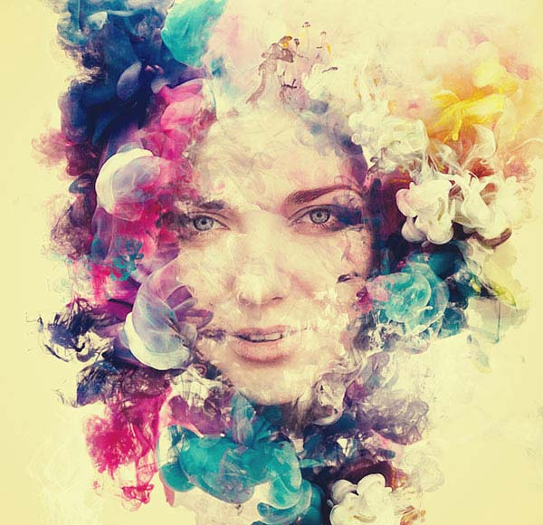 How to Create a Ink Portrait Effect in Photoshop