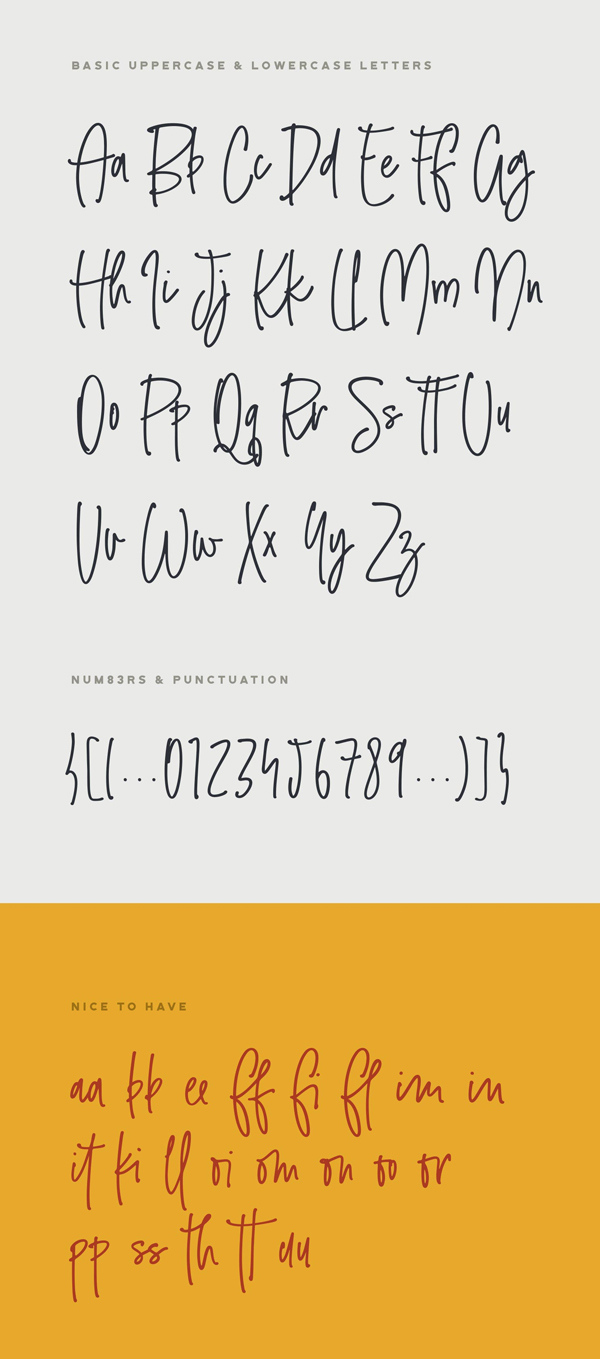 New Fonts  Free Download  Fonts  Graphic Design Junction