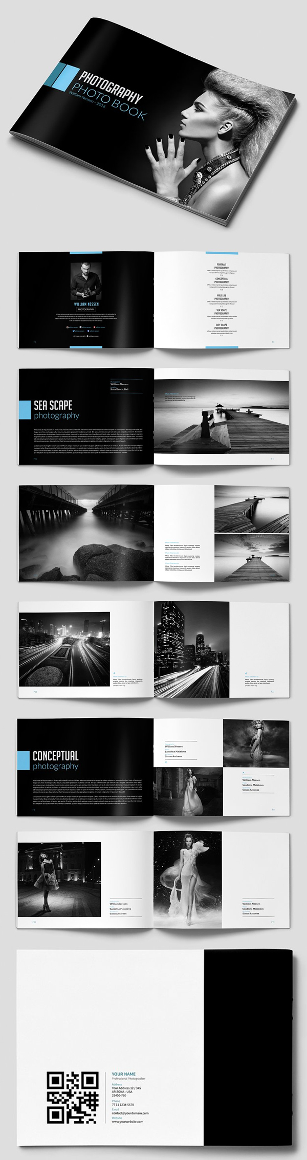 100 Professional Corporate Brochure Templates - 43