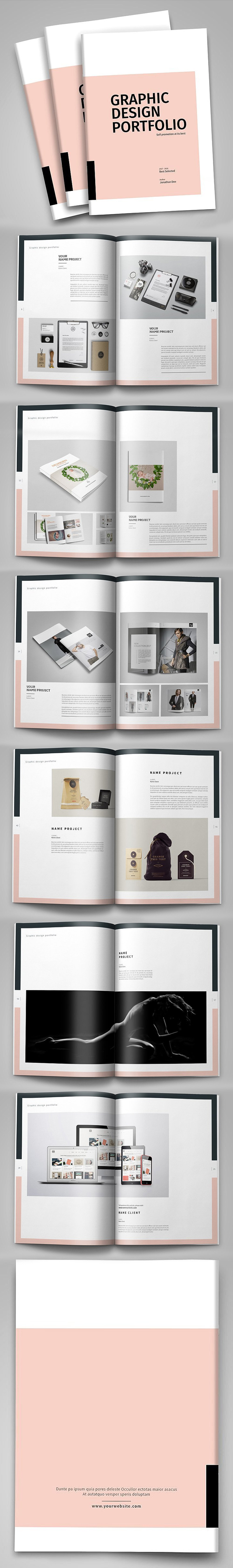 100 Professional Corporate Brochure Templates - 44