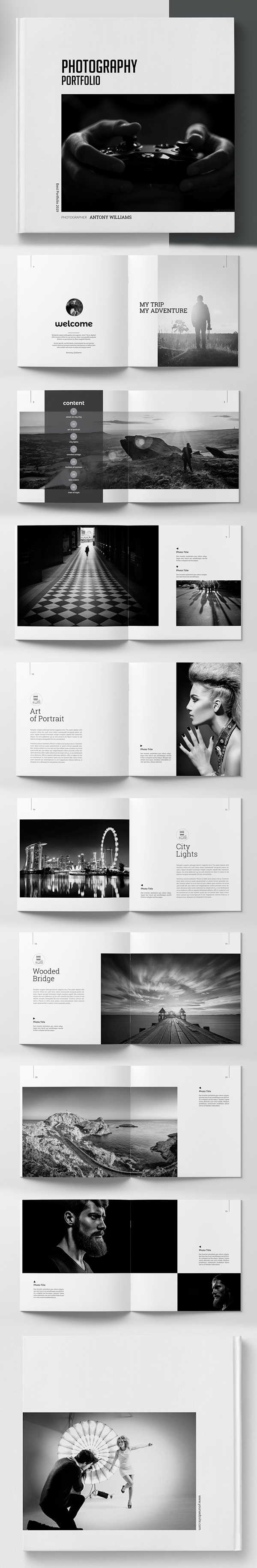 100 Professional Corporate Brochure Templates - 39