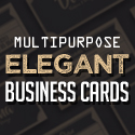 Post thumbnail of 25 Elegant Business Cards (PSD) Templates