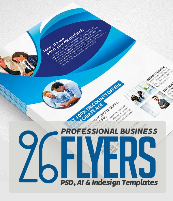 Flyer templates clean professional business flyer templates flyer templates clean professional business flyer templates wajeb Images