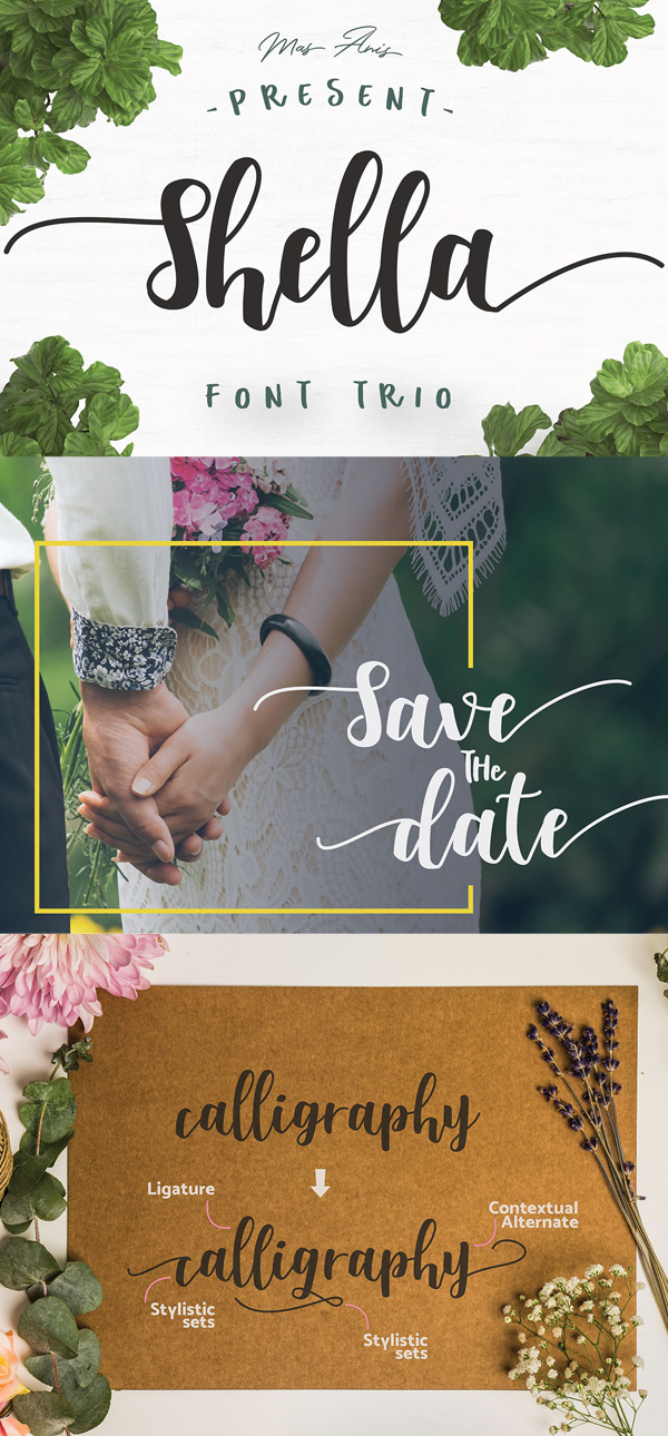 100 Greatest Free Fonts For 2019 - 9