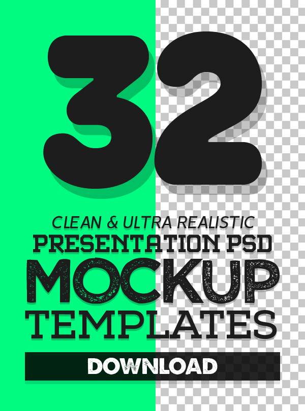 32 Product Mockup Templates: Download Realistic PSD Mockups