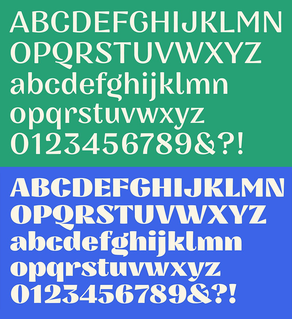 Nazare Font Family