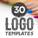 Post thumbnail of 30 Professional Logo Design Templates, Modern and Stylish Examples