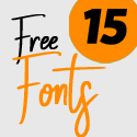 15 Modern Free Fonts for Graphic Designers