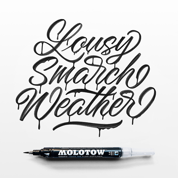 29 Remarkable Lettering and Typography Designs for Inspiration - 12