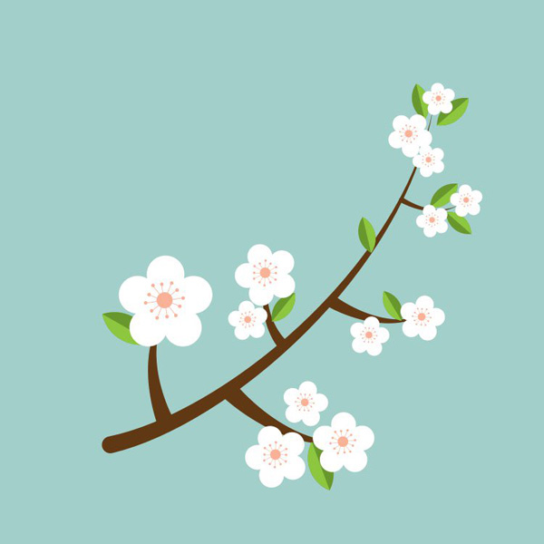 Learn How to Create a Simple Flower with the Effects Panel in Illustrator