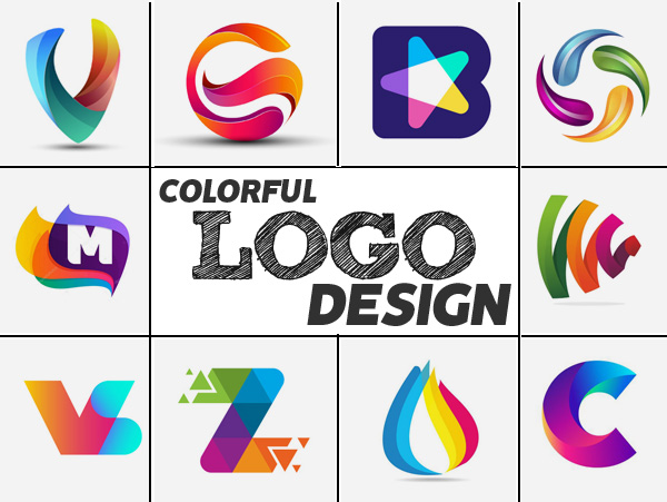 42 Awe-Inspiring Colorful Logo Designs