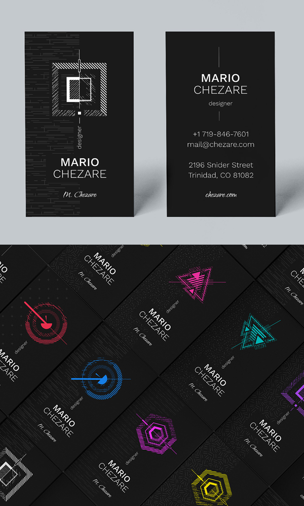 Multipurpose Business Card Templates
