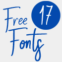 Post thumbnail of 17 Fresh Free Fonts for Graphic Designers