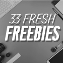 33 Fresh Free PSD Files for Designers (Freebies)