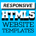 HTML5 Responsive Website Templates ( 16 Web Template )