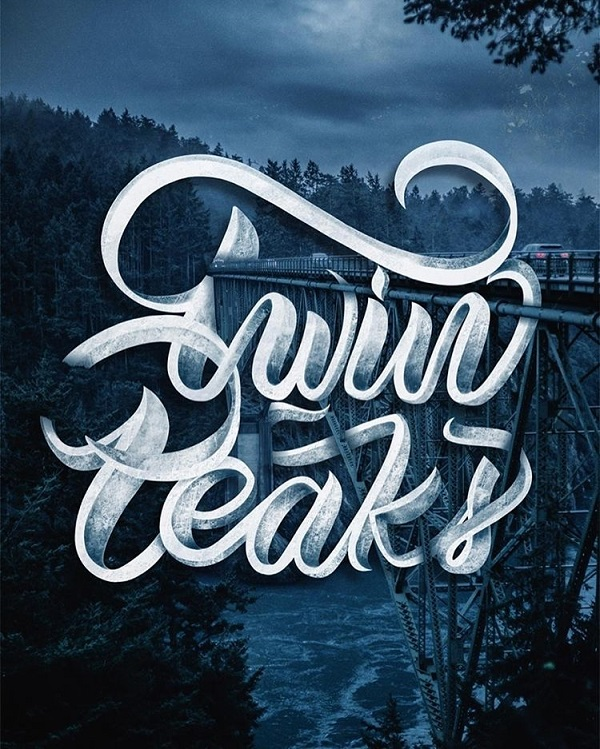 34 Remarkable Lettering and Typography Designs for Inspiration - 22