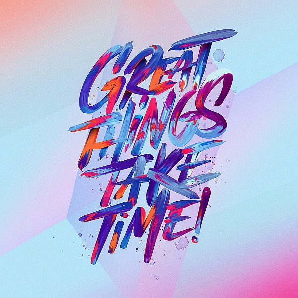 34 Remarkable Lettering and Typography Designs for Inspiration - 7