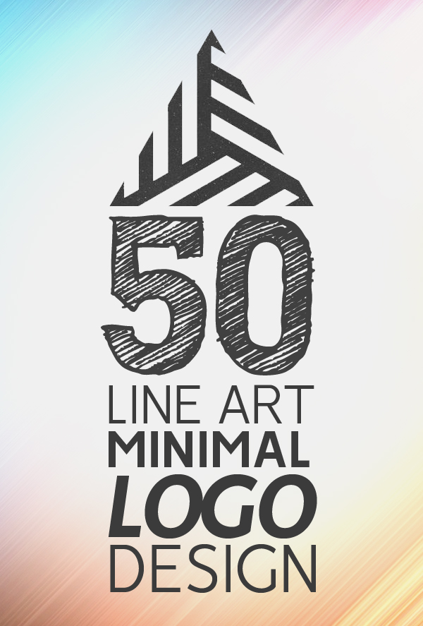 50 Amazing Line Art Minimal Logo Design Ideas & Examples