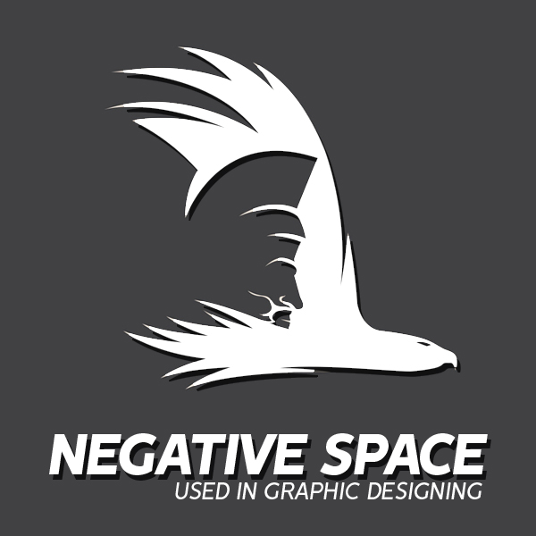 Amazingly Negative Space Used in Graphic Designing