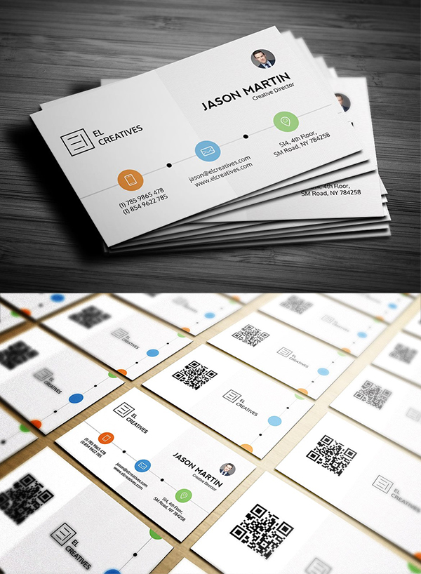 Prime Corporate Business Card Template