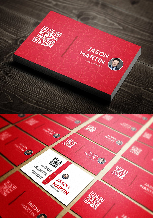 Creative Individual Business Card Template