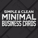 Post thumbnail of Simple and Clean Business Card Templates (23 Print Design)