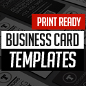 Post thumbnail of Professional Business Card PSD Templates (25 Print Ready Design)