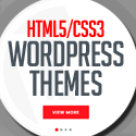 Post thumbnail of HTML5 CSS3 Responsive WordPress Themes