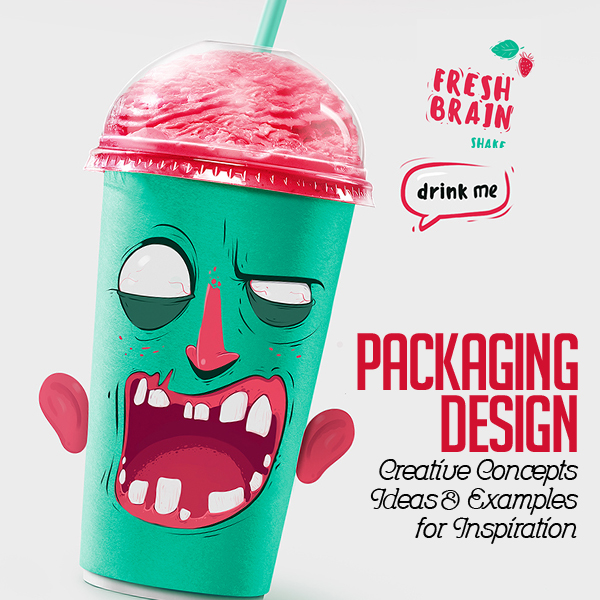 Modern Packaging Design Concepts & Ideas for Inspiration