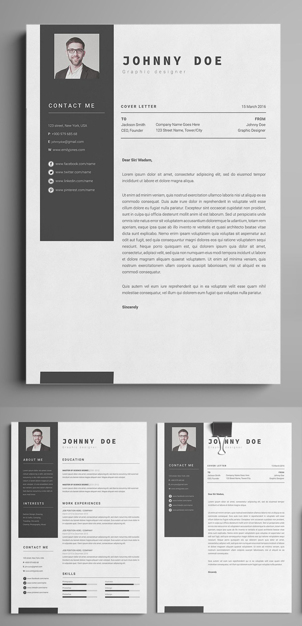 best resume templates cv resume