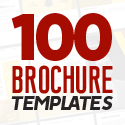 Post Thumbnail of 100 Professional Corporate Brochure Templates