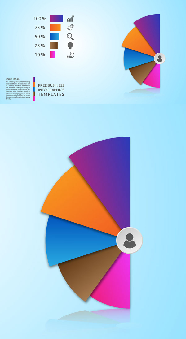 Free Infographic Vector Element