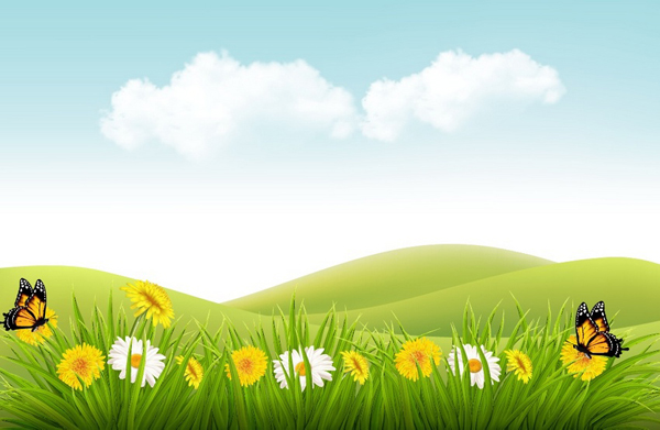 How to Draw a Nature Background in Adobe Illustrator Using Gradient Mesh